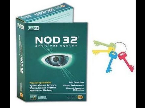 eset nod32 license key 2019 free