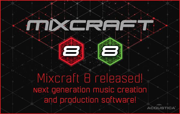 mixcraft free download full version crack