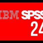 IBM SPSS 24