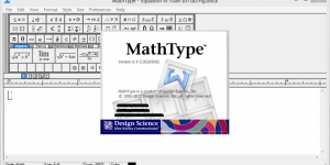 mathtype 6.9 keygen + activation