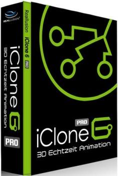 iClone Crack